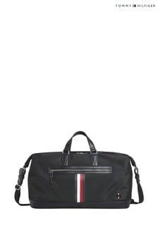حقيبة مقلمة Global سوداء من Tommy Hilfiger