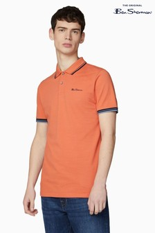 Ben Sherman Signature Poloshirt, Orange
