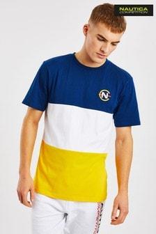 חולצת טי של Nautica Competition דגם Sayle
