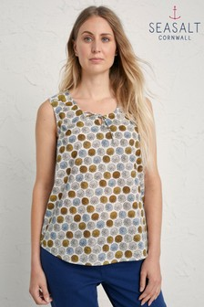 Seasalt Yellow Cobbs Well Top