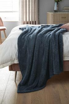 舒適羊毛薄毯