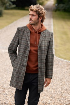 Check Epsom Coat