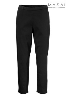 Masai Black Padme Trousers