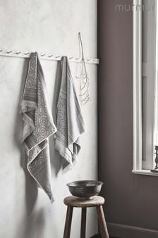 Murmur Ella Fringed Cotton Towel