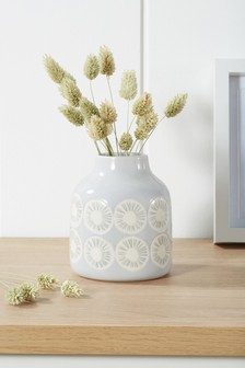 Carter Ceramic Bud Vase
