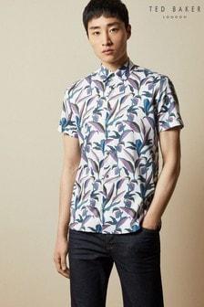 Camisa Glampin Leaf de Ted Baker