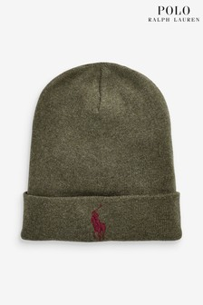Polo Ralph Lauren Cotton Beanie Hat