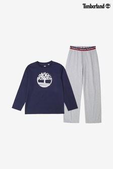 Timberland® Navy/Grey Pyjamas