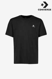 Camiseta con logo de Converse