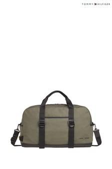 حقيبة قماشية عملية خضراء من Tommy Hilfiger