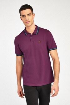 Tipped Regular Fit Poloshirt