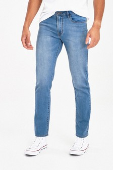 Super Stretch Comfort Jersey Jeans