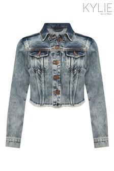 Kylie Blue Denim Jacket