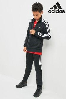 Черный спортивный костюм adidas Tiro