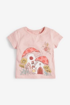 Interactive Fairy T-Shirt (3mths-7yrs)