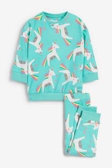 Теплая пижама (9 мес. - 8 лет)