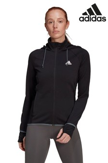 adidas D2M Motion Zip Through Hoody