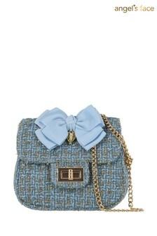 תיק שלAngels Face דגם Cheryl בצבע כחול