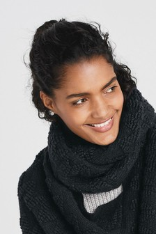 Sparkle Snood Scarf