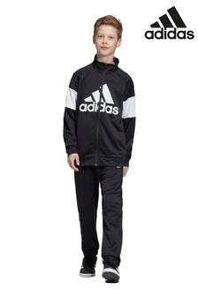 Черный спортивный костюм adidas Badge Of Sport