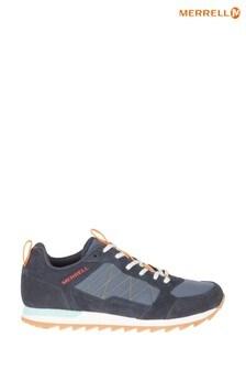 Merrell® Blue Suede Alpine Sneakers