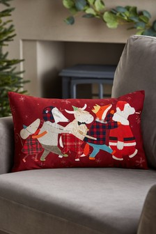 Christmas Conga Cushion