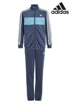 adidas Navy/Blue Tiberio Tracksuit