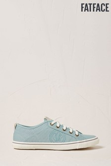FatFace Willow Organic Lace-Up Trainers