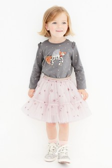 Star Glitter Tutu (3mths-7yrs)