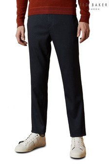 Ted Baker Beeztro Semi Plain Trousers