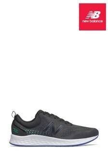 Черные кроссовки для трейлраннинга New Balance