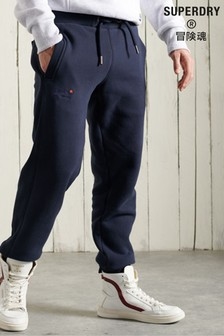 Superdry Navy Classic Joggers