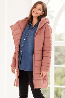 Maternity 2 In 1 Padded Jacket