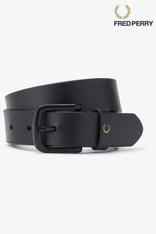 Fred Perry Leather Belt