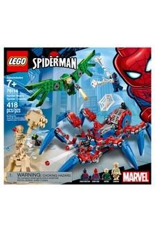 """Конструктор """"Вездеход Человека-паука"""" LEGO® Spider-Man™ 76114"""