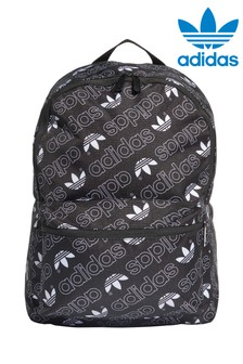 adidas Originals Black Monogram Classic Backpack