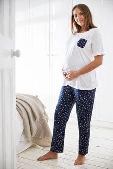 Maternity Cotton Pyjamas