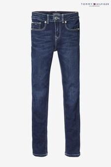 ג'ינס בגזרת סקיני של Tommy Hilfiger מדגם Nora בצבע כחול