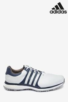 נעלי ספורט בכחול כהה דגם Tour 360 XTSL מסדרת Golf של Adidas
