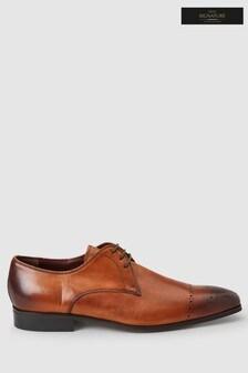 Коллекционные классические туфли с глянцевой отделкой