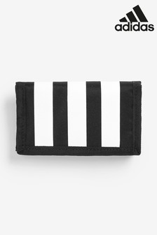 محفظة سوداء3 أشرطة منadidas