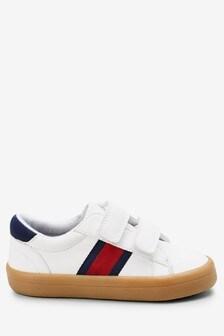 Туфли с двойным ремешком (Младшего возраста)