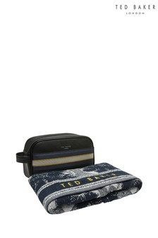Ted Baker Black Washbag