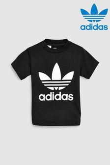 adidas Originals Baby三葉草T恤