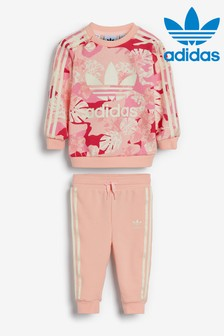 adidas Originals Infant Camo Set