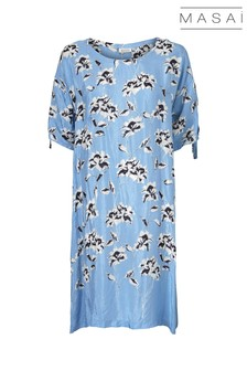 Masai Blue Netta Dress