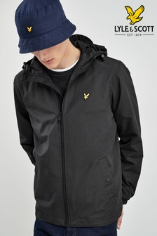 Lyle & Scott Lightweight Hooded Jacket