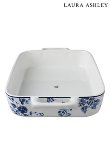 Laura Ashley Blueprint Collectables China Rose Oven Dish