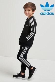 adidas Originals Little Kids Superstar Tracksuit