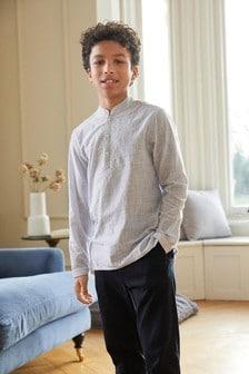 Курта с вышивкой (3-16 лет)